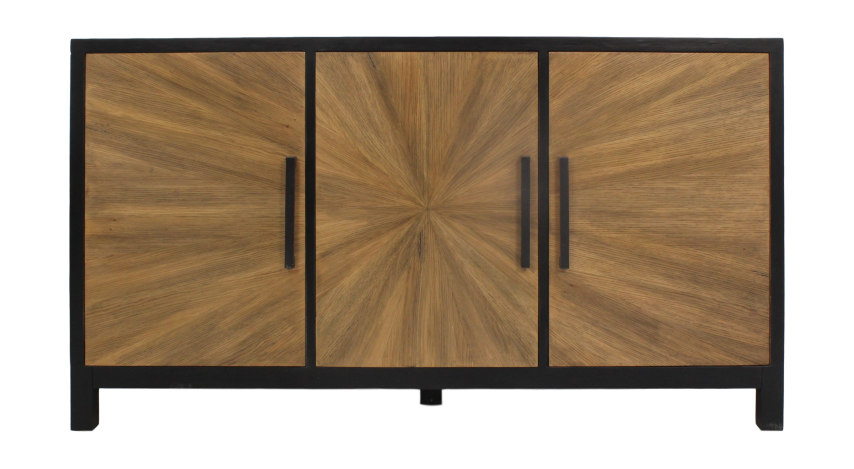 Dressoir Sunburst - naturel/worn black
