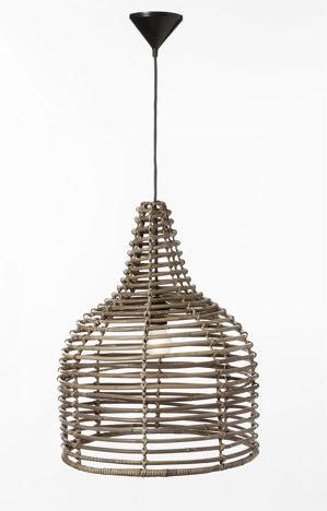 Hanglamp - ø43 cm - rotan