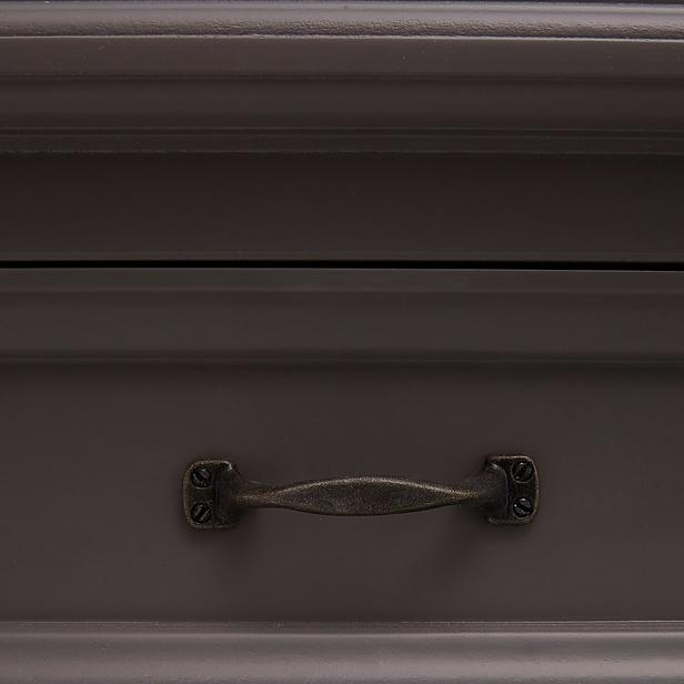 Buffetkast Provence - 150 cm - murano grijs/wit